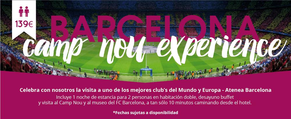 Barcelona Camp Nou Barça Museo Barcelona campo del barça visita