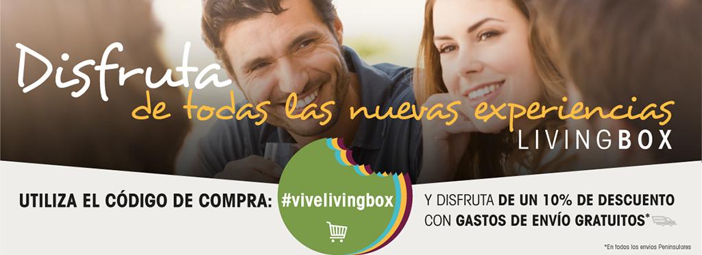 Banner #vivelivingbox