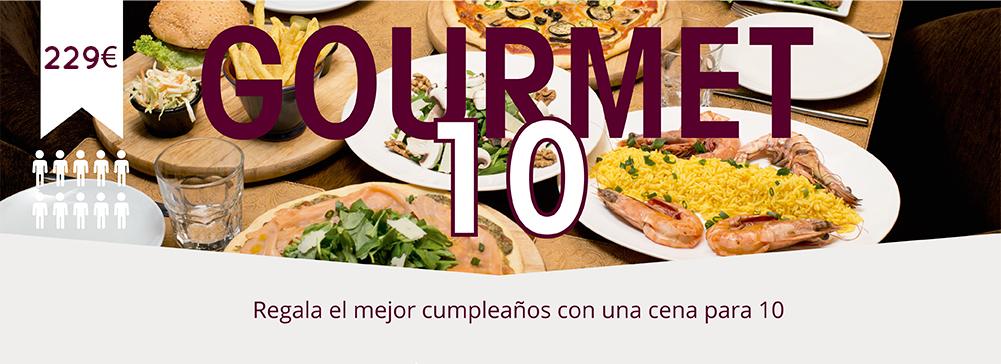 LivingBox Gourmet 10